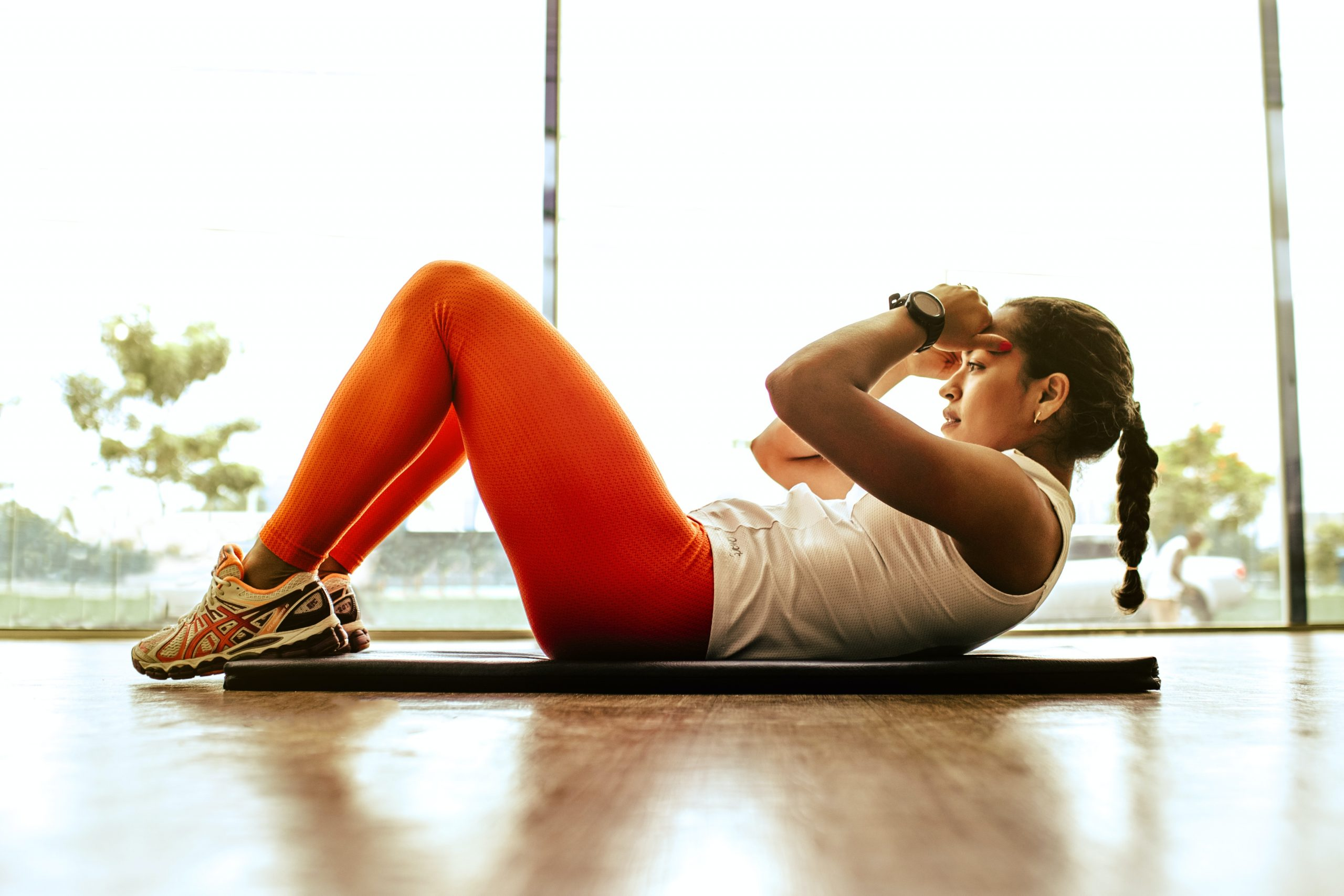 Staying Active while Staying at Home (Part 1)